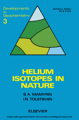 Helium Isotopes in Nature