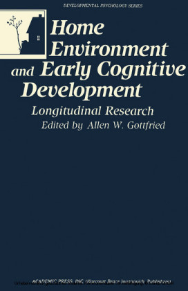 Home Environment and Early Cognitive Development