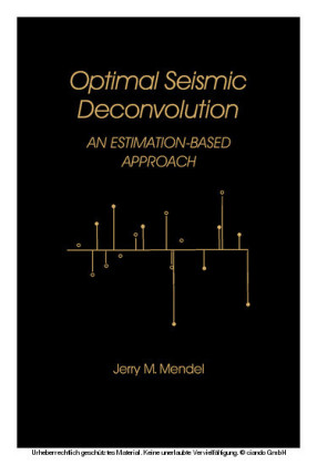 Optimal Seismic Deconvolution