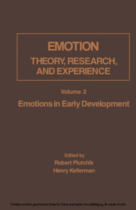 Emotions in Early Development