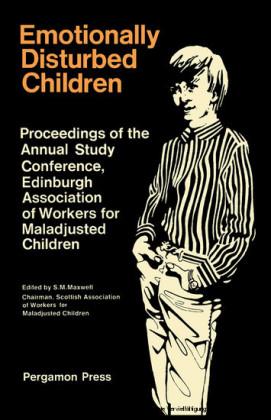 Emotionally Disturbed Children