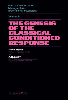 The Genesis of the Classical Conditioned Response