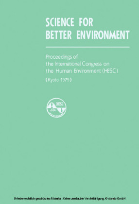 Science for Better Environment