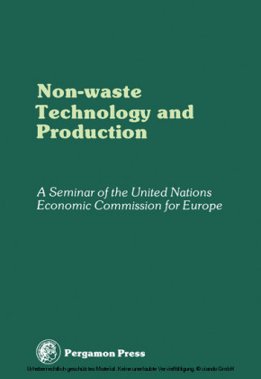 Non-Waste Technology and Production