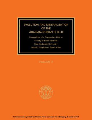 Evolution and Mineralization of the Arabian-Nubian Shield