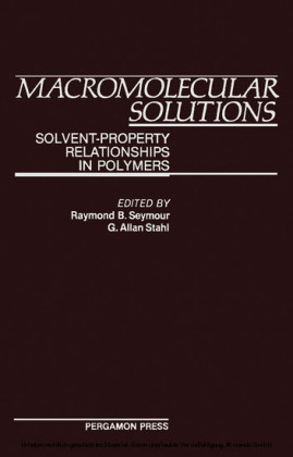 Macromolecular Solutions