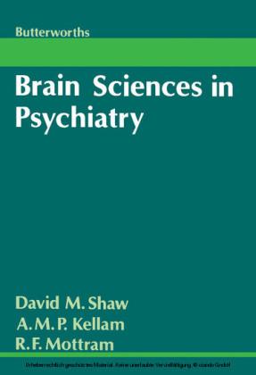 Brain Sciences in Psychiatry