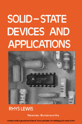 Solid-State Devices and Applications