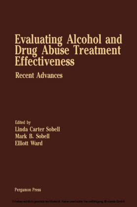 Evaluating Alcohol and Drug Abuse Treatment Effectiveness