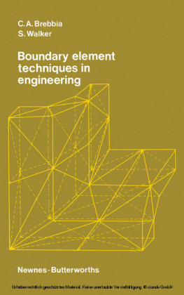 Boundary Element Techniques in Engineering