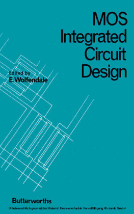 MOS Integrated Circuit Design