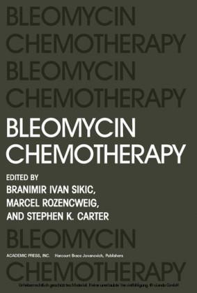 Bleomycin Chemotherapy
