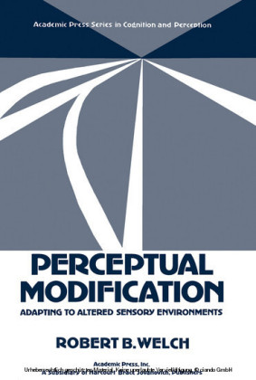 Perceptual Modification