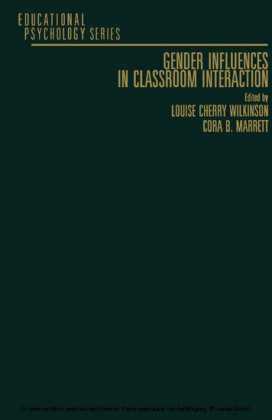 Gender Influences in Classroom Interaction