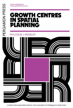 Growth Centres in Spatial Planning