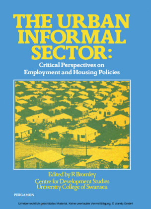 The Urban Informal Sector