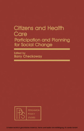 Citizens and Health Care