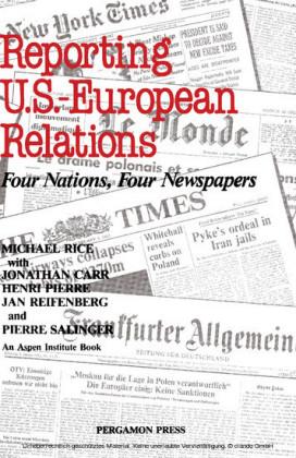 Reporting U.S.-European Relations