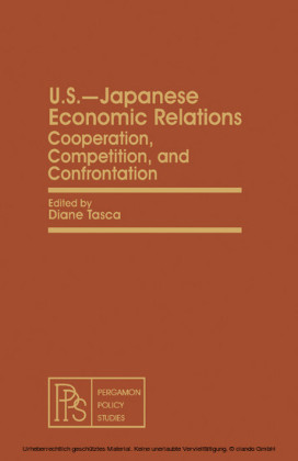 U.S.-Japanese Economic Relations