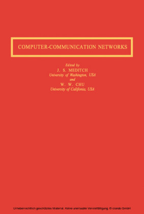 Computer-Communication Networks