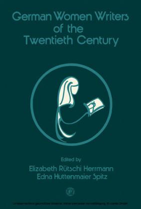 German Women Writers of the Twentieth Century