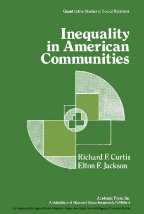 Inequality in American Communities
