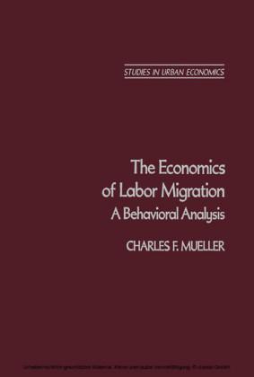 The Economics of Labor Migration