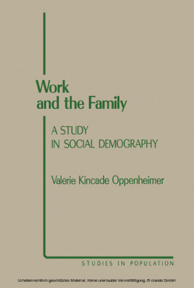 Work and the Family