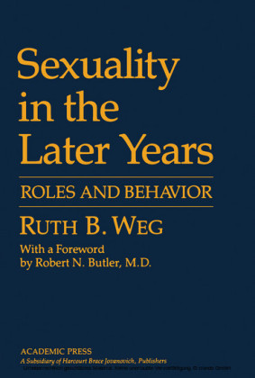 Sexuality in the Later Years