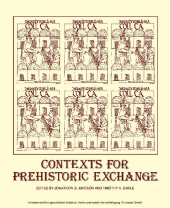 Contexts for Prehistoric Exchange