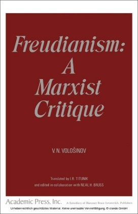 Freudianism: A Marxist Critique
