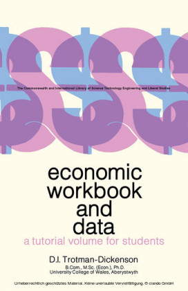 Economic Workbook and Data