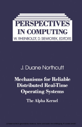 Mechanisms for Reliable Distributed Real-Time Operating Systems