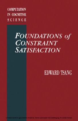 Foundations of Constraint Satisfaction