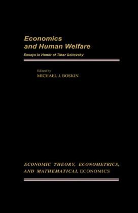 Economics and Human Welfare