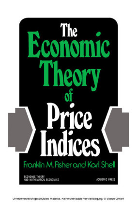 The Economic Theory of Price Indices