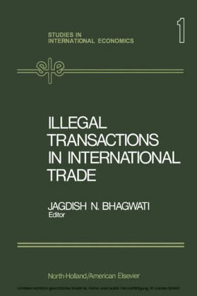 Illegal Transactions in International Trade
