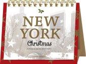New York Christmas, Rahmen-Tischkalender