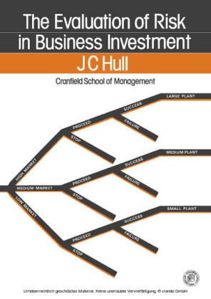The Evaluation of Risk in Business Investment