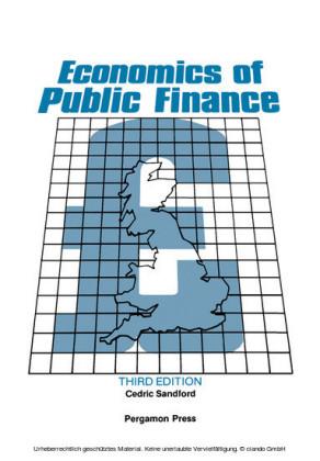 Economics of Public Finance