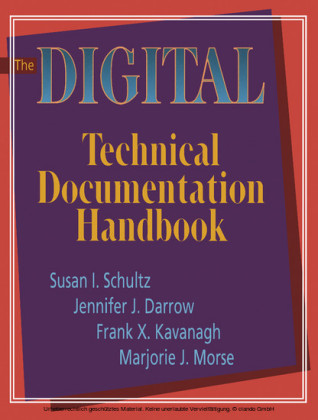 The Digital Technical Documentation Handbook