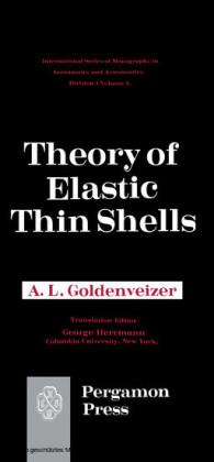 Theory of Elastic Thin Shells