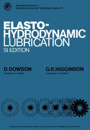 Elasto-Hydrodynamic Lubrication
