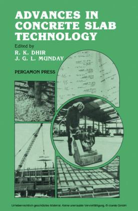 Advances in Concrete Slab Technology
