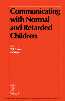 Communicating with Normal and Retarded Children