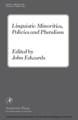 Linguistic Minorities, Policies and Pluralism