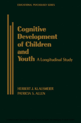 Cognitive Development of Children and Youth