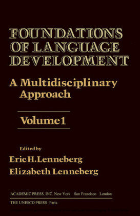 Foundations of Language Development