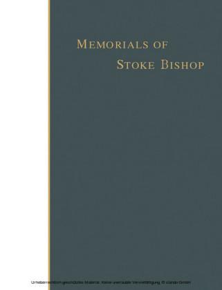 Memorials of Stoke Bishop