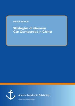 Strategies of German Car Companies in China